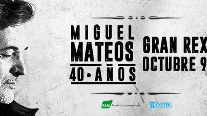 Miguel Mateos Rex